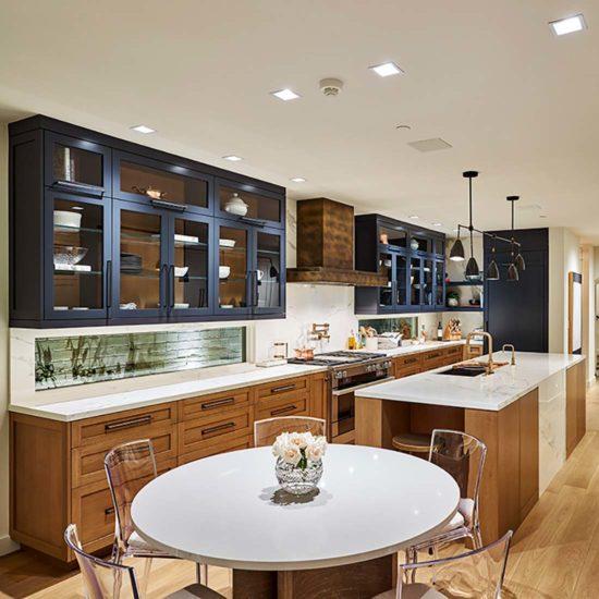 Balboa Peninsula Residence - Interior Lighting - Newport Beach