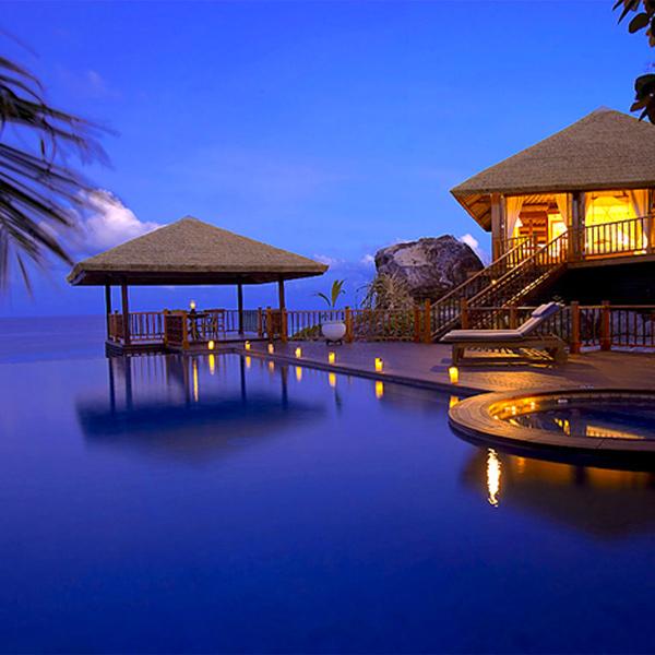Fregate Island Resort - Seychelles
