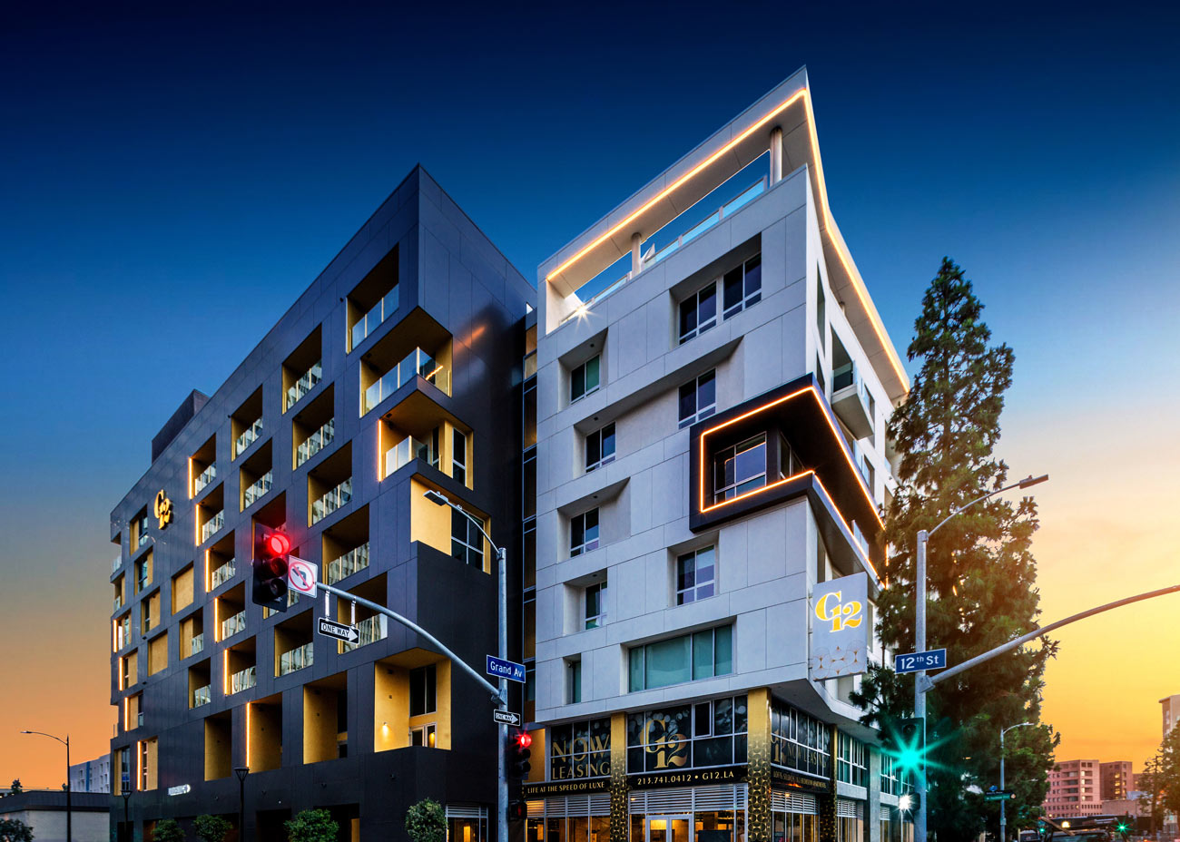 G12 & OLiVE Apartments