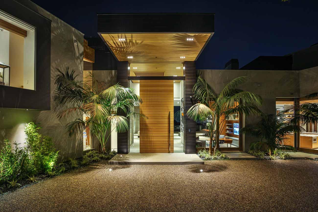 Gilcrest Residence - Beverly Hills